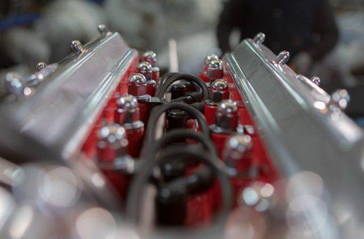 motor jaguar clasico