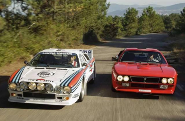 rally carros clássicos