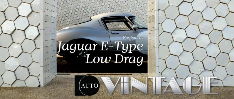 E-Type Low Drag Auto Vintage