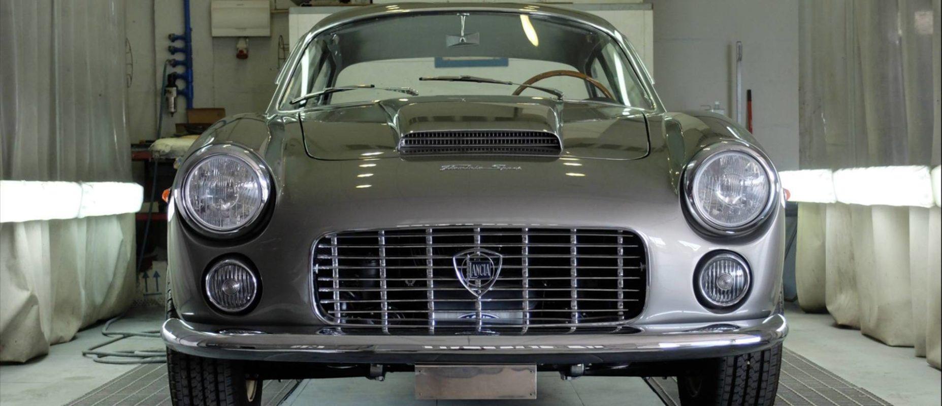 Venda e restauração de carros antigos