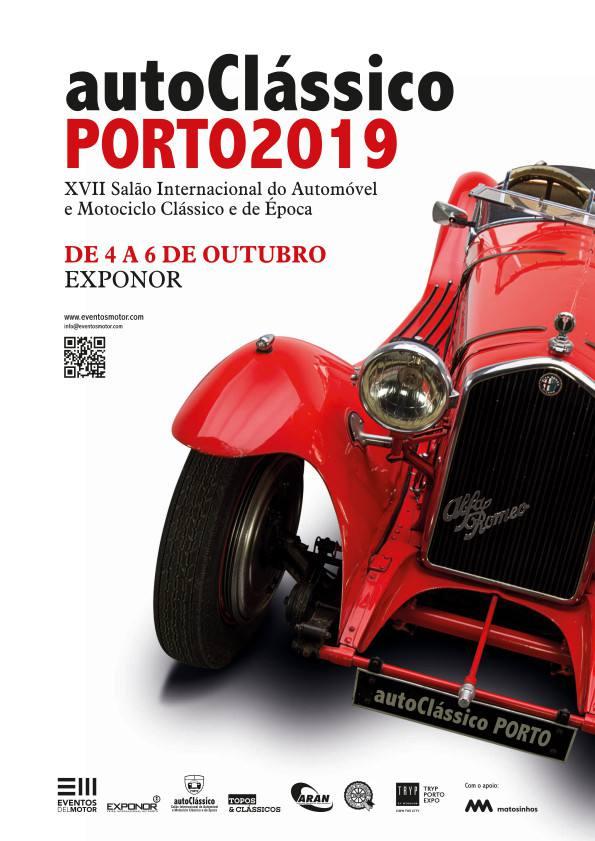 XVII autoClássico Porto 2019